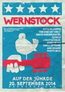 KUK Werstock Plakat